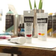 Liquitex Heavy Body Acrylic Paint Lifestyle Image 1