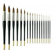 Prolene Round Series 101 Watercolour Brushes by Pro Arte